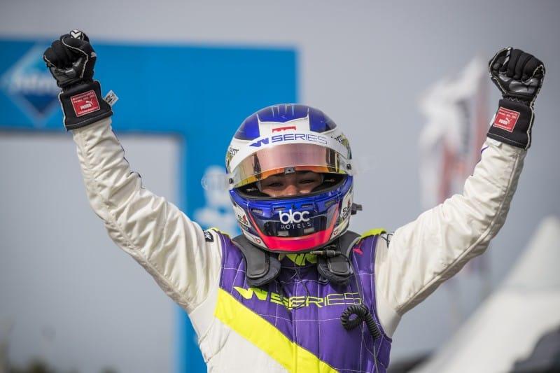 Chadwick - Champion - Race