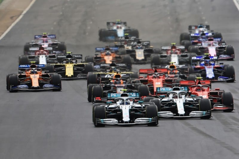 Formula 1 Open To Experimenting New Ideas In 2020