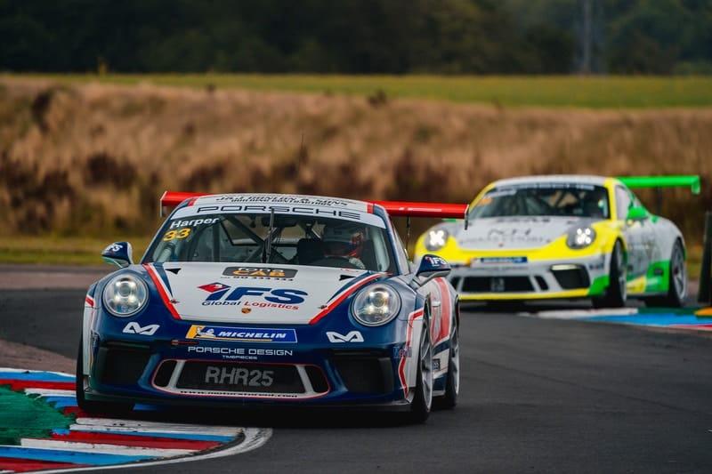 Dan Bathie & Karl Leonard - Porsche Carrera Cup GB