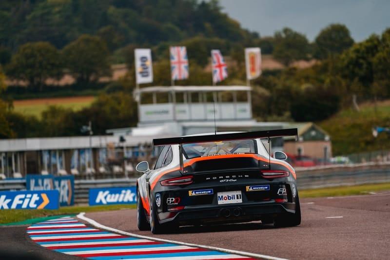 Esmee Hawkey - Porsche Carrera Cup GB