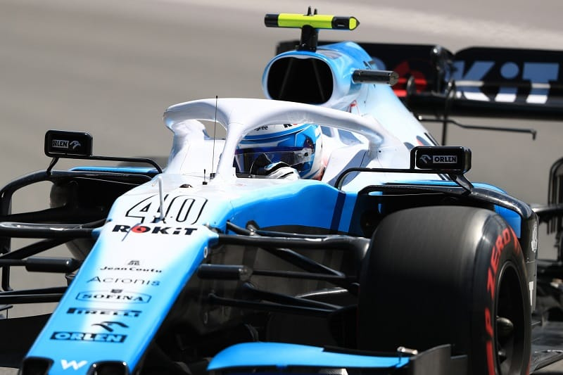 """Nicholas Latifi: """"I'm really looking forward to getting back in the car for FP1 at Spa"""" - The Checkered Flag"""