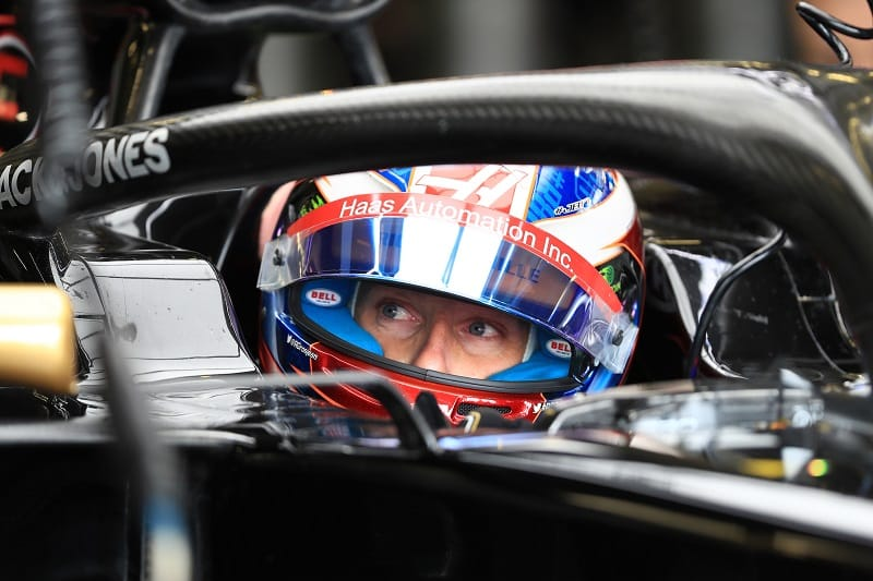 "Romain Grosjean: ""Anything can happen – that's why you should never give up"" - The Checkered Flag"