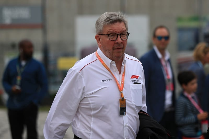 Brawn 'Can't Wait' for Formula 1 'Hostilities' to Resume at Spa-Francorchamps - The Checkered Flag