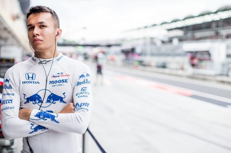 Alexander Albon - Formula 1 - 2019 Hungarian GP