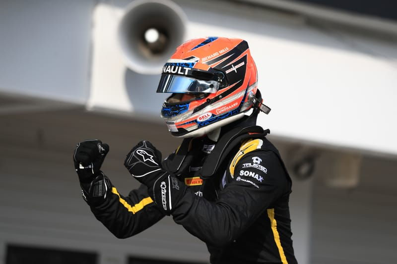 Christian Lundgaard - ART Grand Prix at the 2019 FIA Formula 3 Championship - Hungaroring - Race 1