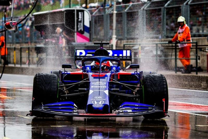 Daniil Kvyat - Formula 1 - 2019 Hungarian GP