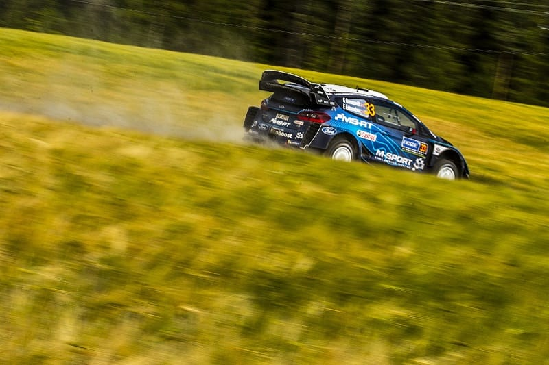 """Gus Greensmith on Rally Germany: """"I'm Really Excited for This One"""" - The Checkered Flag"""