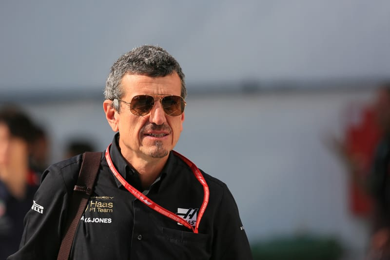 Guenther Steiner - Rich Energy Haas F1 Team at the 2019 Formula 1 Hungarian Grand Prix - Hungaroring - Paddock
