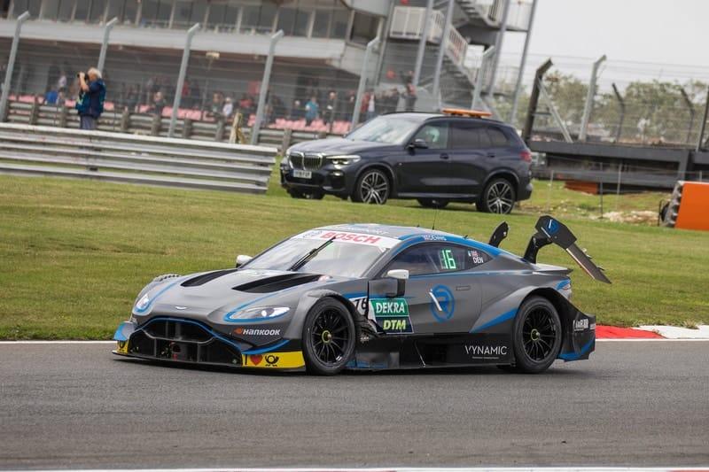 Jake Dennis - DTM - 2019 Brands Hatch