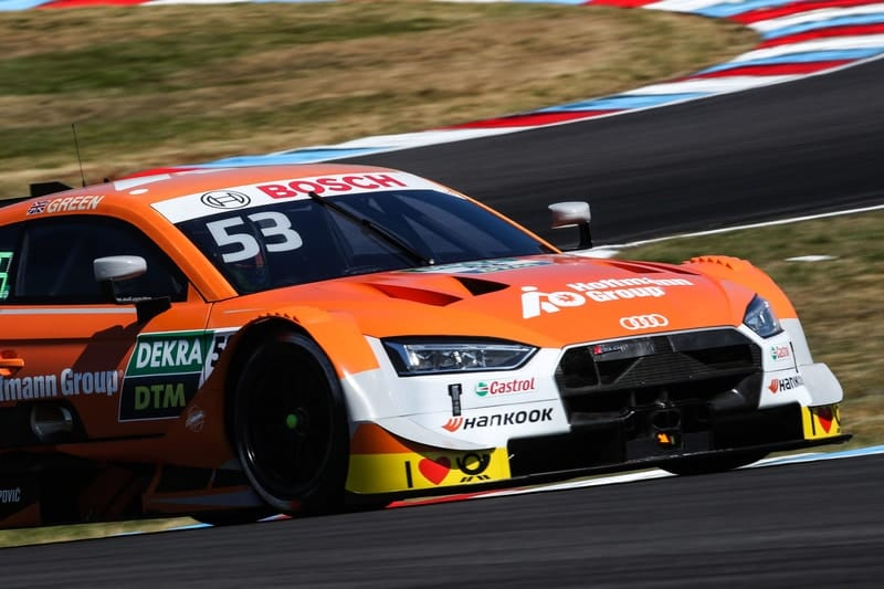 Pietro Fittipaldi Completes 2019 DTM Series Grid - The