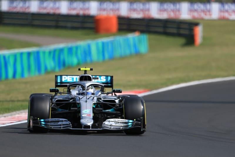 Valtteri Bottas - Formula 1 - 2019 Hungarian GP