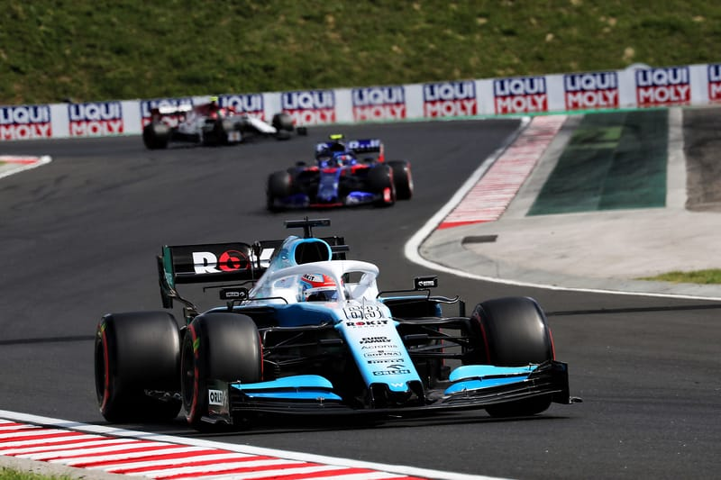 """George Russell: Williams have """"made a good step forward"""" - The Checkered Flag"""