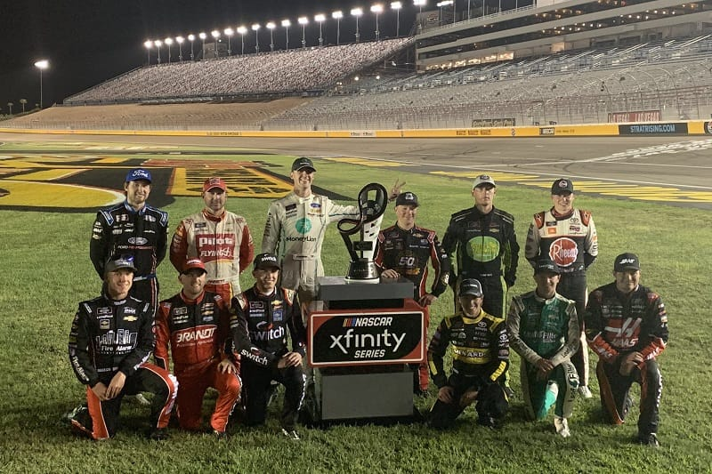 NASCAR Xfinity Series playoff field finalised - The Checkered Flag