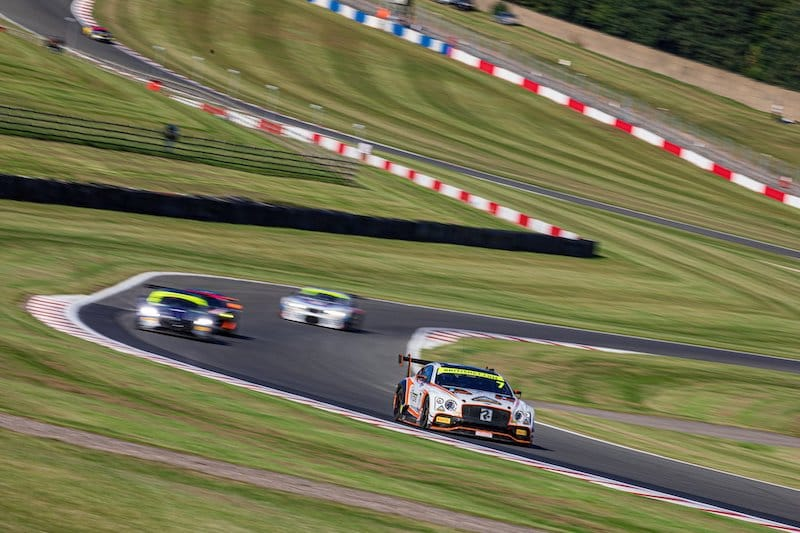 LIVE: British GT Qualifying - Donington Decider - The Checkered Flag