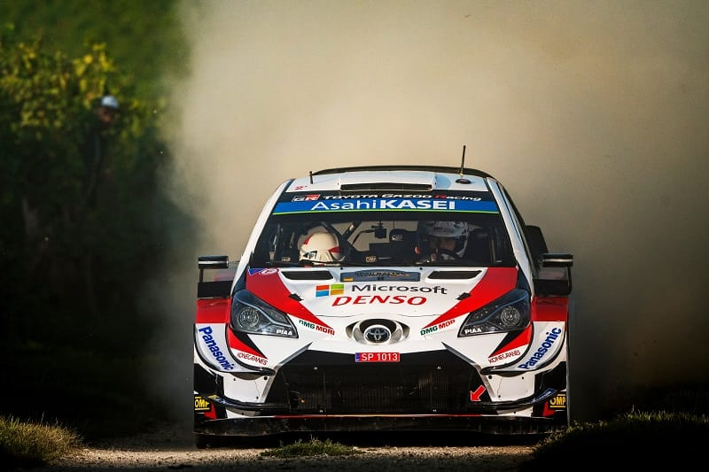 PREVIEW: 2019 FIA World Rally Championship – Rally Turkey: Will Tänak Continue His Domination? - The Checkered Flag
