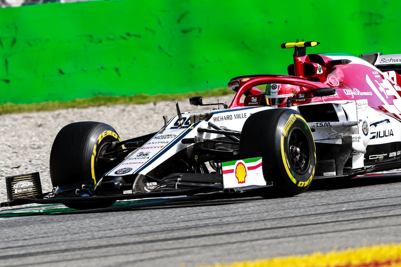 Italian Grand Prix Points Finish should Motivate Giovinazzi to Finish 2019 Strongly – Vasseur - The Checkered Flag
