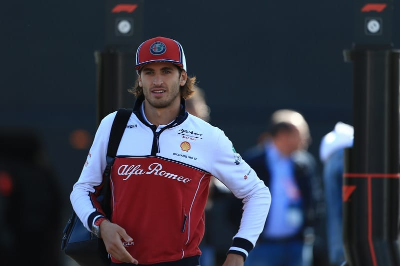 Giovinazzi to take 'Big Confidence Boost' from Monza into Maiden Singapore Grand Prix - The Checkered Flag