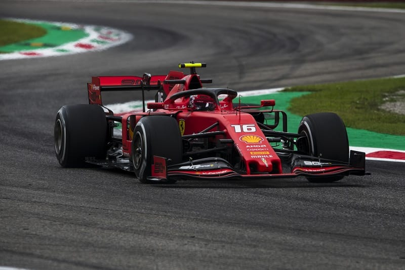 Different Tyre Strategy Calls from Ferrari, Mercedes Played a Part in Italian Victory Battle – Pirelli - The Checkered Flag