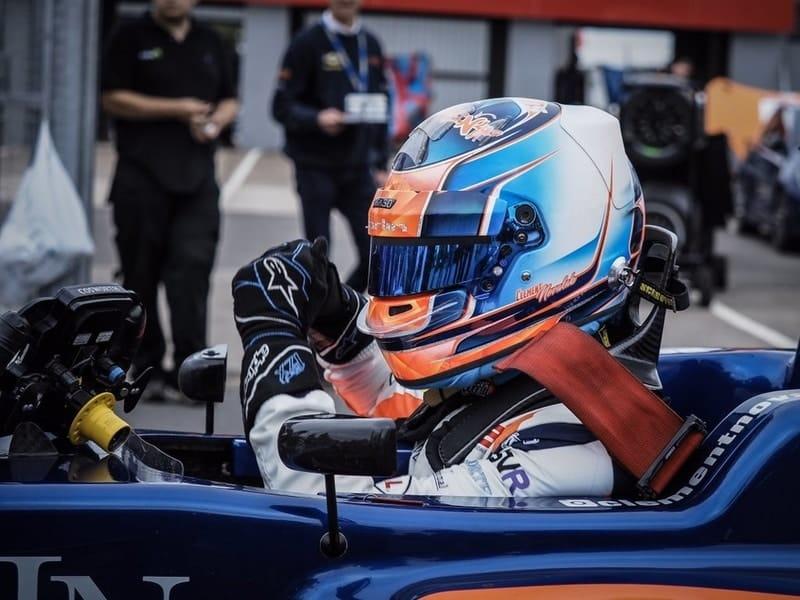 Clement Novalak wins BRDC British F3 Championship