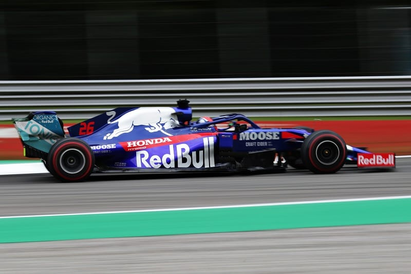 "Daniil Kvyat: ""We tried something different but it didn't work, so it's a good lesson for the future"" - The Checkered Flag"