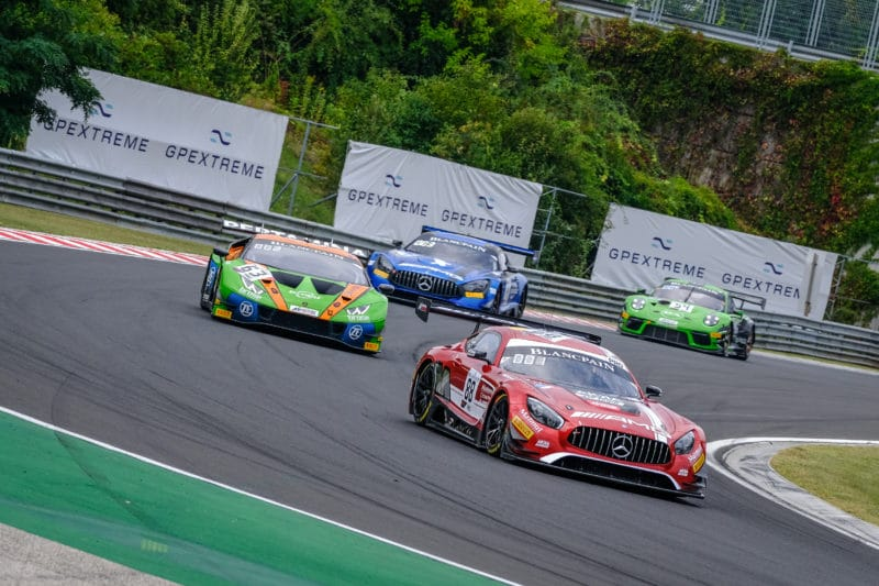 AKKA ASP do the double at Hungaroring - The Checkered Flag