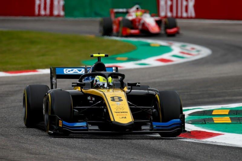 Ghiotto - Monza - F2
