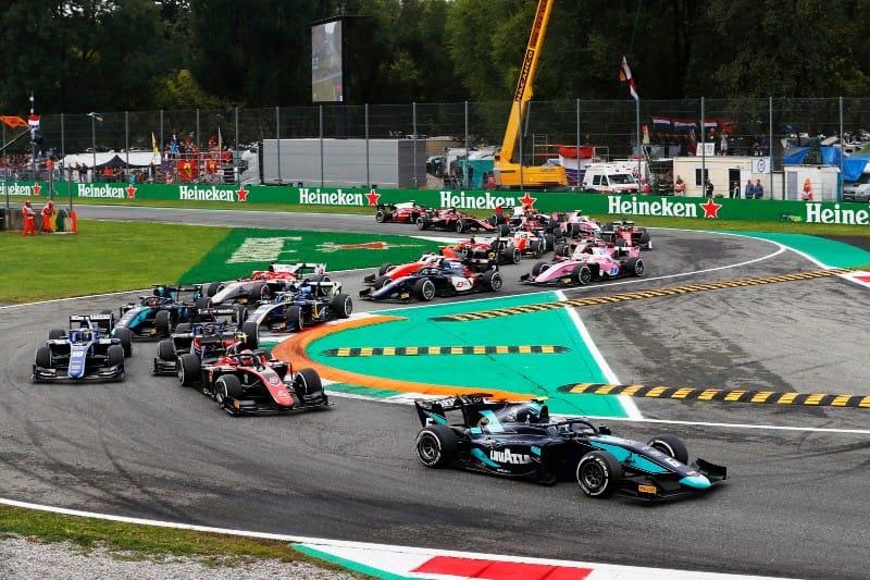 PREVIEW: 2019 FIA Formula 2 Championship - Autodromo Nazionale Monza - The Checkered Flag
