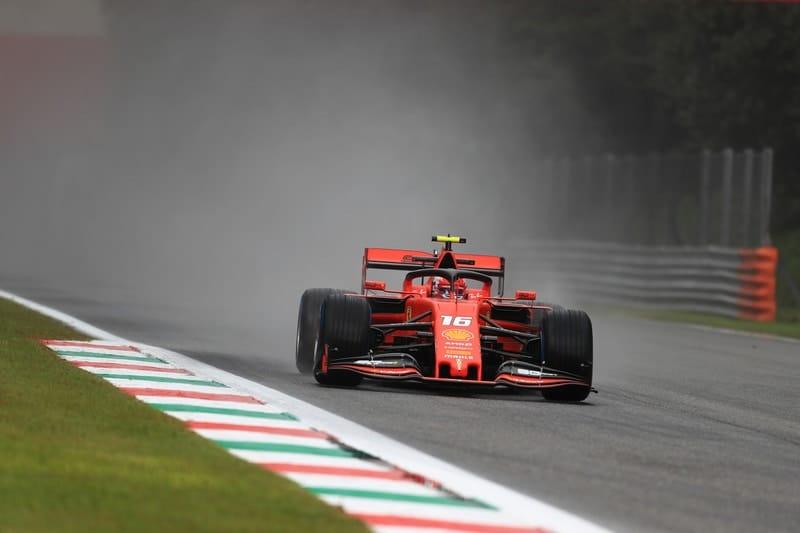 Italian Grand Prix FP1