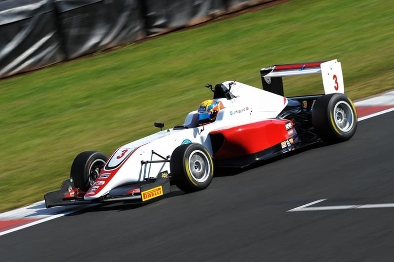 Johnathan Hoggard wins sixth race of British F3 season
