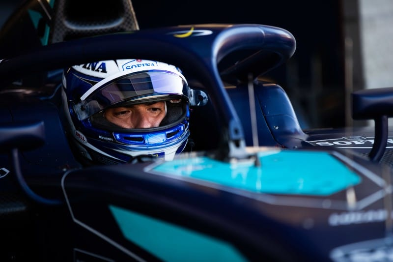 Nicholas Latifi Admits Formula 2 Title Aspirations Are Out Of His Hands - The Checkered Flag