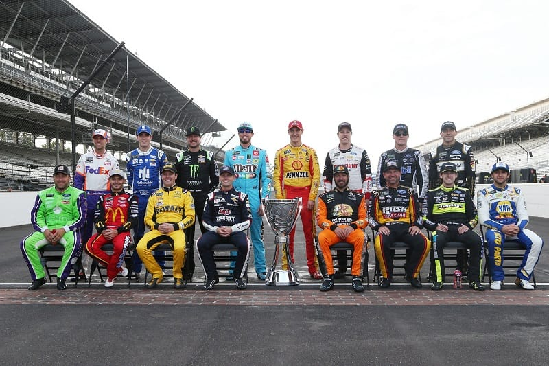 2019 NASCAR Cup playoff grid set - The Checkered Flag