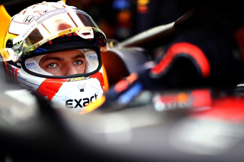 "Max Verstappen: ""We're aiming for maximum points and I'm really looking forward to it"" - The Checkered Flag"