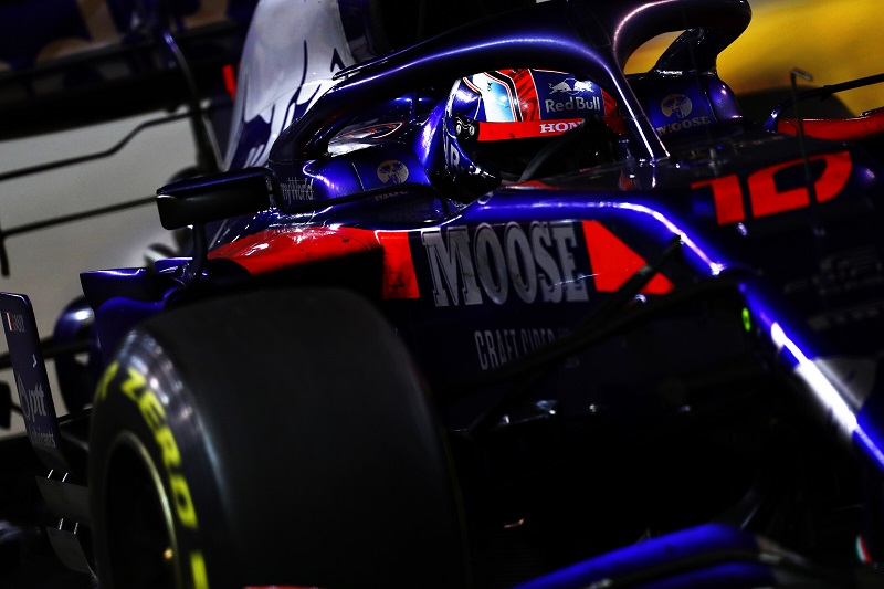 Gasly Oblivious to Running as High as Second During Singapore Grand Prix - The Checkered Flag