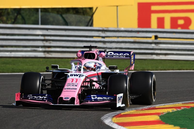 Szafnauer Pleased Formula 1 'Put on a Good Show' at Spa to