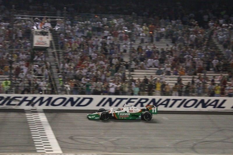 Richmond Raceway returns to IndyCar in 2020, full season