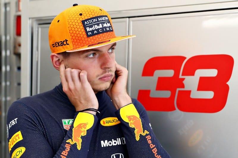 Verstappen - Red Bull F1 - Honda