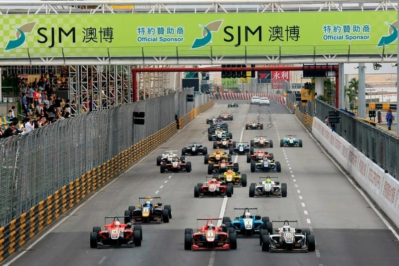 Macau announces changes for 2019 Grand Prix - The Checkered Flag