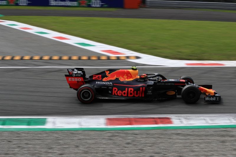 2019 Italian Grand Prix: The Rookie Report - The Checkered Flag