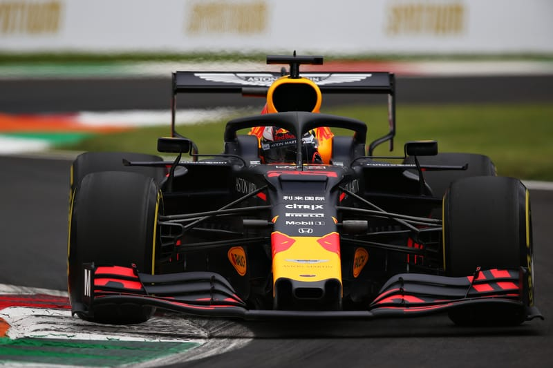 """Verstappen """"aiming for top five"""" from rear of Monza grid - The Checkered Flag"""