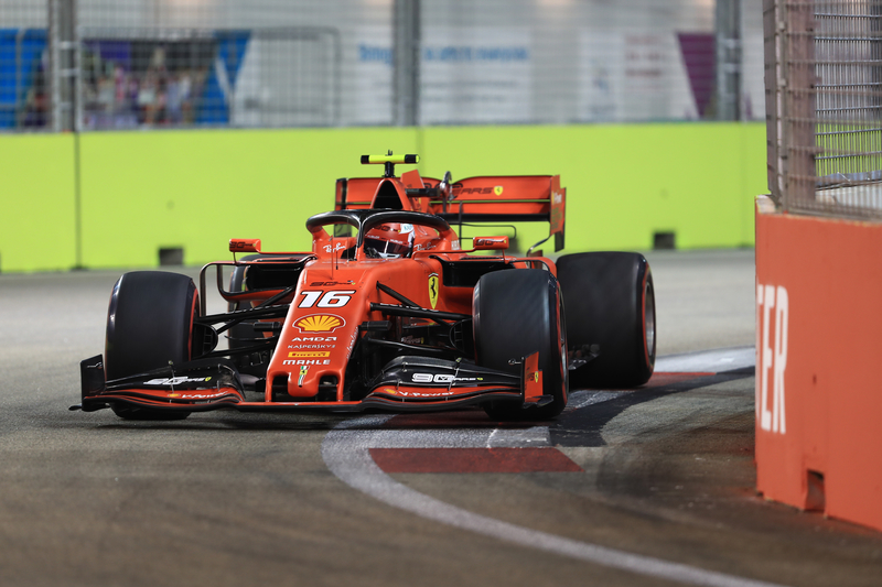 """""""I knew that there was more to extract and focused on the improvements"""" - Charles Leclerc - The Checkered Flag"""