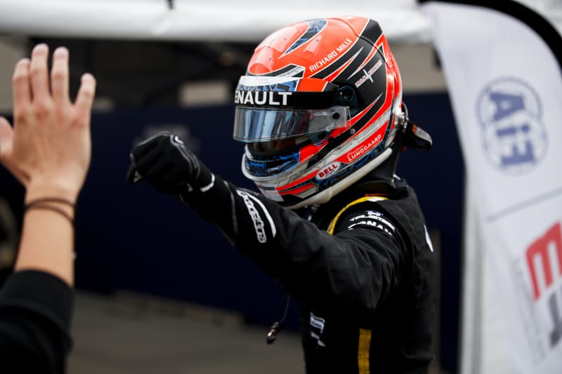 Christian Lundgaard - ART Grand Prix at the 2019 FIA Formula 3 Championship - Autodromo Nazionale Monza - Qualifying
