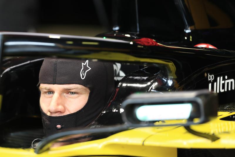 Nico Hülkenberg - Renault F1 Team at the 2019 Formula 1 Italian Grand Prix - Autodromo Nazionale Monza - Practice 3