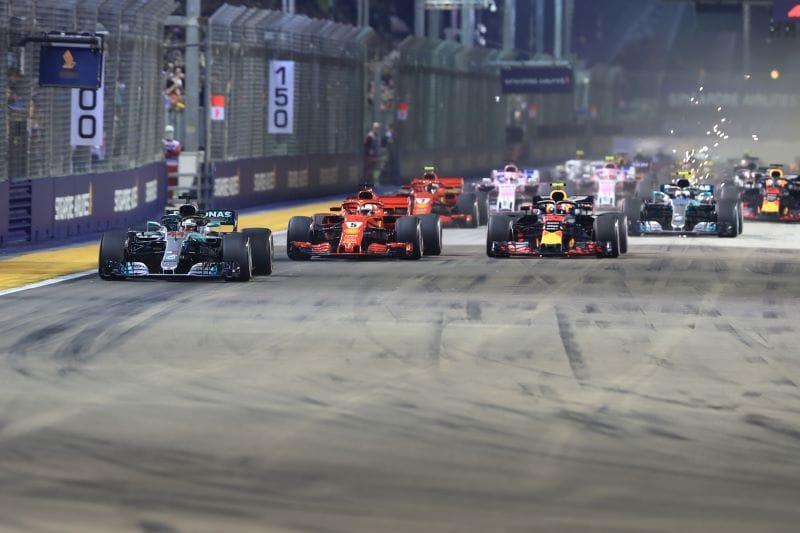 Preview: 2019 Formula 1 Singapore Grand Prix - Marina Bay Street Circuit - The Checkered Flag