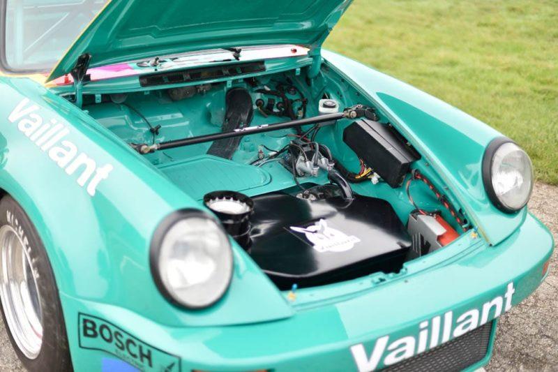 1977 PORSCHE 911 RSR Recreation bonnet up