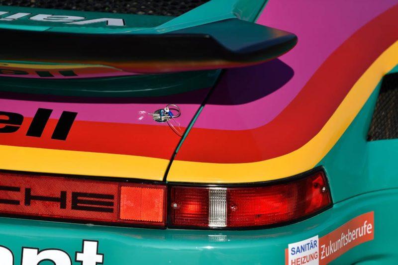 1977 PORSCHE 911 RSR Recreation detail 9