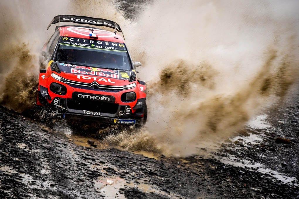 Citroen C3 WRC - Credit: Citroën Racing