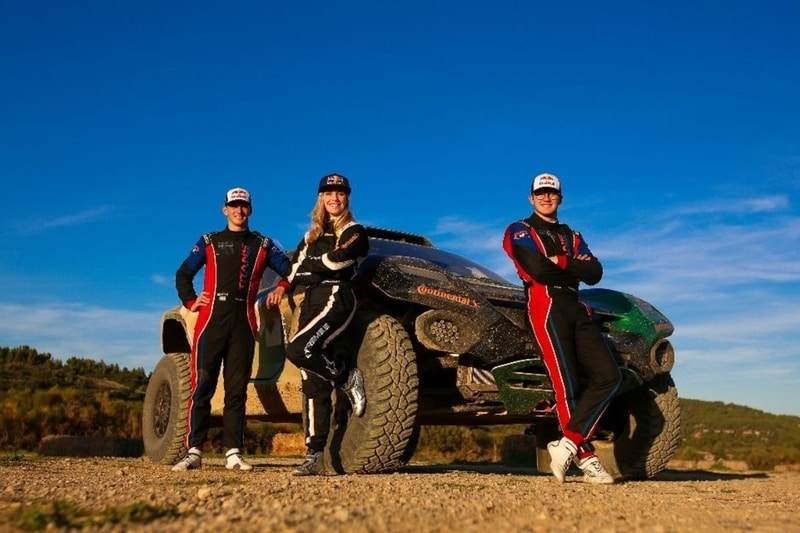 Extreme E: ODYSSEY 21 tested by the Hansen brothers' - The Checkered Flag