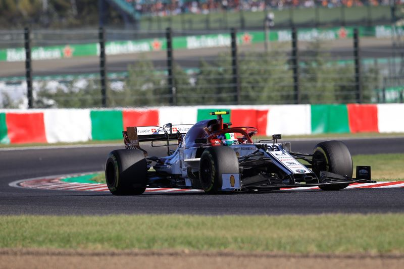 Alfa Romeo lost for words over lack of race pace - The Checkered Flag