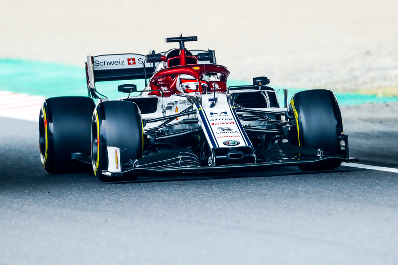 """Kimi Räikkönen: """"We'll just wait and see what happens on Sunday – it will be close"""" - The Checkered Flag"""