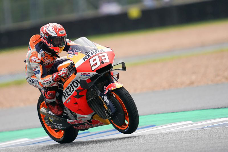 Marquez clinches 2019 MotoGP Title
